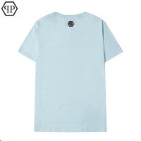 $27.00 USD Philipp Plein PP T-Shirts Short Sleeved For Men #877085