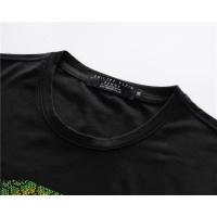 $25.00 USD Philipp Plein PP T-Shirts Short Sleeved For Men #878034