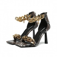 $82.00 USD Versace High-Heeled Shoes For Women #878230