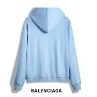 $41.00 USD Balenciaga Hoodies Long Sleeved For Men #878265