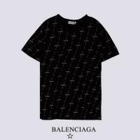 $27.00 USD Balenciaga T-Shirts Short Sleeved For Men #878419