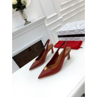 $82.00 USD Valentino High-Heeled Shoes For Women #878462