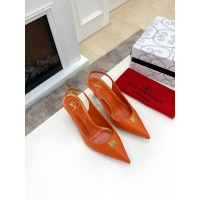 $82.00 USD Valentino High-Heeled Shoes For Women #878465