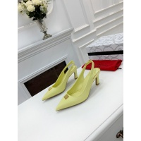 $82.00 USD Valentino High-Heeled Shoes For Women #878466
