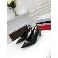 $82.00 USD Valentino High-Heeled Shoes For Women #878473