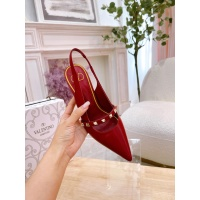 $82.00 USD Valentino High-Heeled Shoes For Women #878480