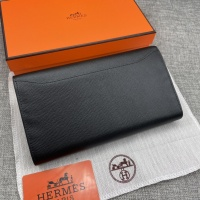 $65.00 USD Hermes AAA Quality Wallets For Women #879033