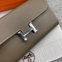 $65.00 USD Hermes AAA Quality Wallets For Women #879035