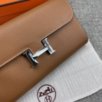 $65.00 USD Hermes AAA Quality Wallets For Women #879036