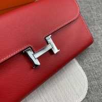 $65.00 USD Hermes AAA Quality Wallets For Women #879037