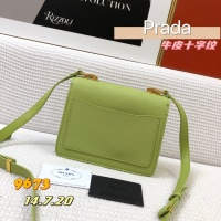 $105.00 USD Prada AAA Quality Messeger Bags For Women #879134