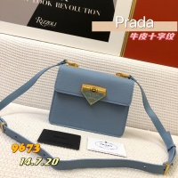 $105.00 USD Prada AAA Quality Messeger Bags For Women #879138