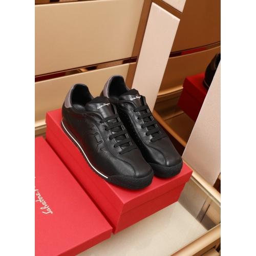 Ferragamo Salvatore FS Casual Shoes For Men #879213