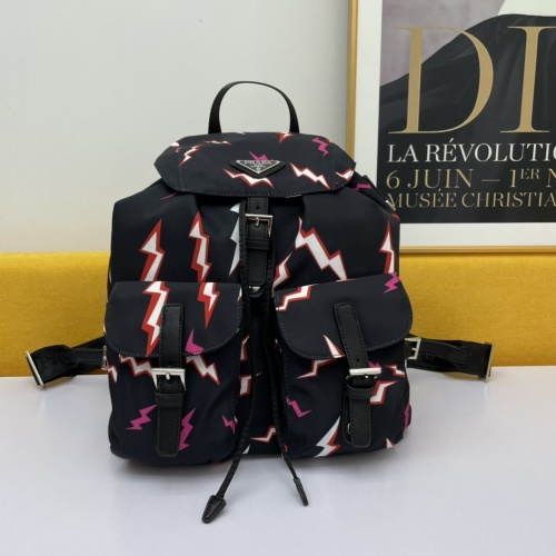 Prada AAA Backpacks For Women #879414 $98.00 USD, Wholesale Replica Prada AAA Backpacks