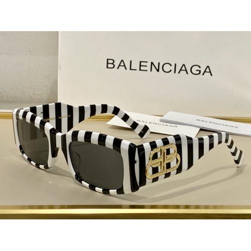 Balenciaga AAA Quality Sunglasses #879421