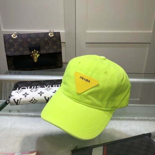Prada Caps #879445