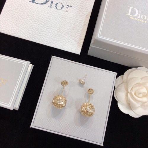 Christian Dior Earrings #879480 $29.00 USD, Wholesale Replica Christian Dior Earrings