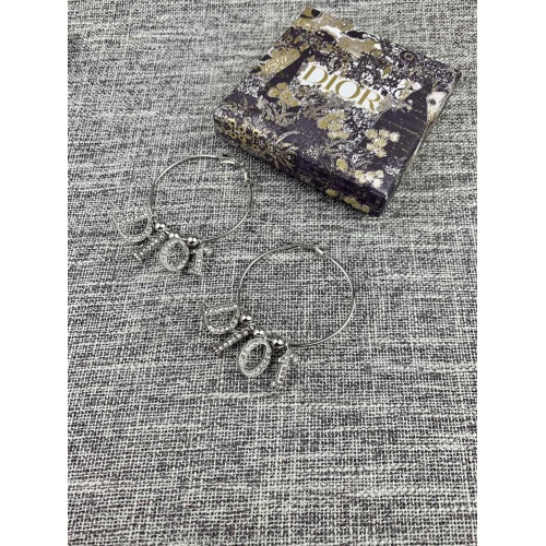 Christian Dior Earrings #879487 $48.00 USD, Wholesale Replica Christian Dior Earrings