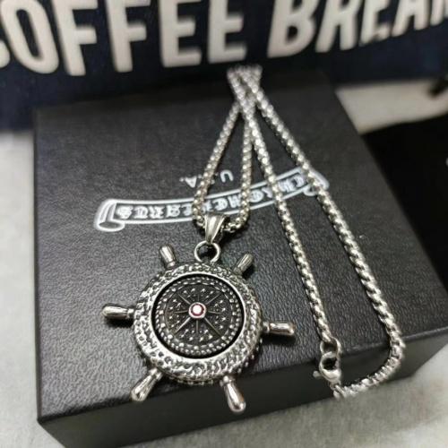 Chrome Hearts Necklaces #879516 $48.00 USD, Wholesale Replica Chrome Hearts Necklaces