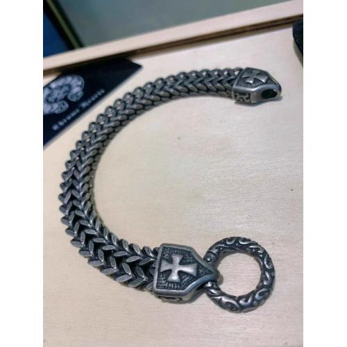 Chrome Hearts Bracelet #879542 $60.00 USD, Wholesale Replica Chrome Hearts Bracelet