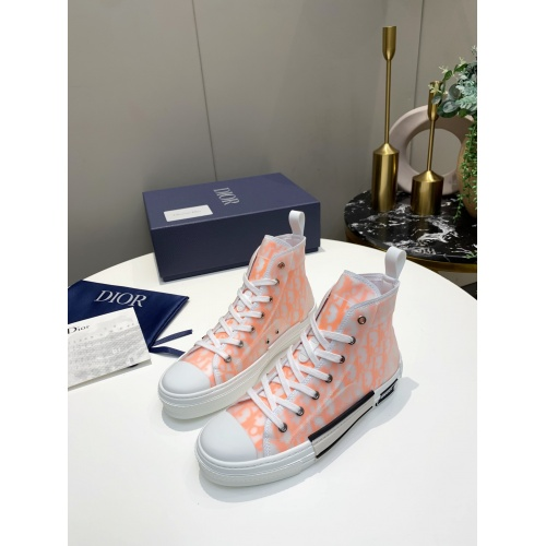 Christian Dior High Tops Shoes For Women #879555