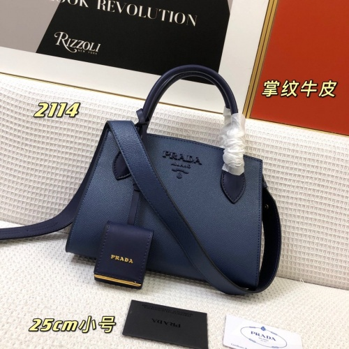 Prada AAA Quality Messeger Bags For Women #879560 $102.00 USD, Wholesale Replica Prada AAA Quality Messeger Bags