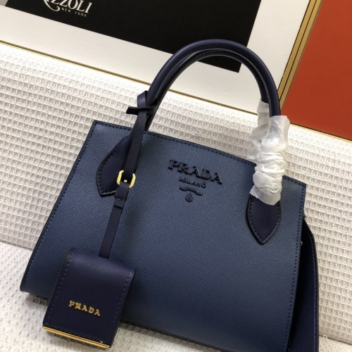Replica Prada AAA Quality Messeger Bags For Women #879560 $102.00 USD for Wholesale