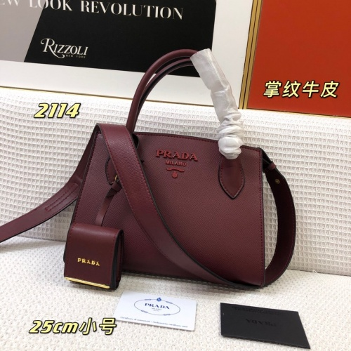 Prada AAA Quality Messeger Bags For Women #879561 $102.00 USD, Wholesale Replica Prada AAA Quality Messeger Bags
