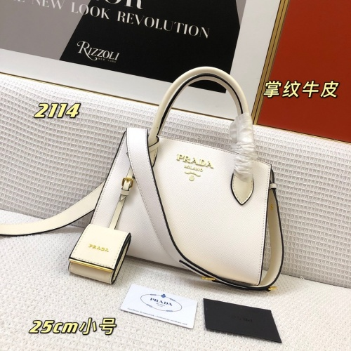 Prada AAA Quality Messeger Bags For Women #879562 $102.00 USD, Wholesale Replica Prada AAA Quality Messeger Bags
