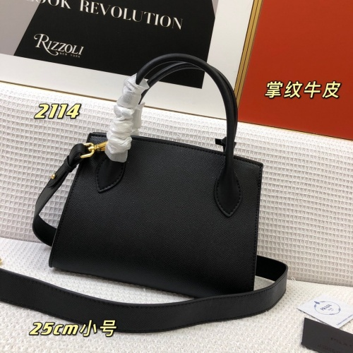 Replica Prada AAA Quality Messeger Bags For Women #879563 $102.00 USD for Wholesale
