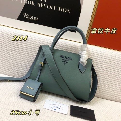 Prada AAA Quality Messeger Bags For Women #879564