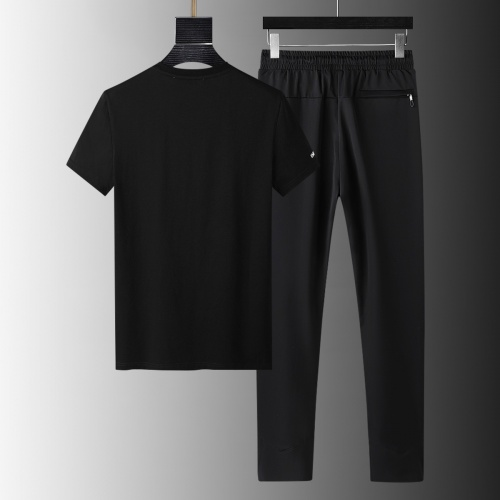 Replica Armani Tracksuits Short Sleeved For Men #879577 $64.00 USD for Wholesale