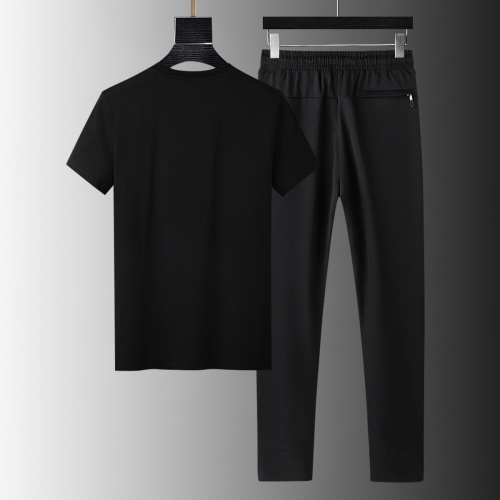Replica Armani Tracksuits Short Sleeved For Men #879578 $64.00 USD for Wholesale