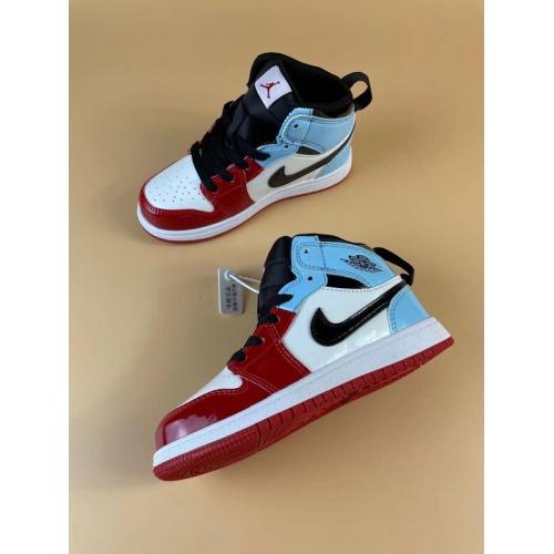 Air Jordan 1 I Kids shoes For Kids #879583 $45.00 USD, Wholesale Replica Air Jordan 1 I Kids shoes