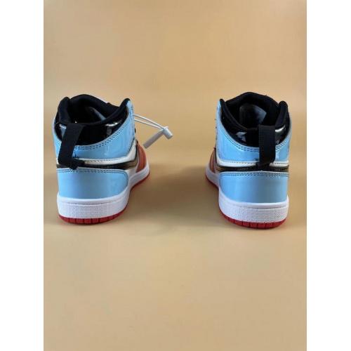 Replica Air Jordan 1 I Kids shoes For Kids #879583 $45.00 USD for Wholesale