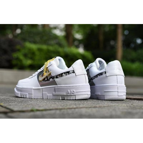 Replica Nike Air Force 1 For Men #879596 $68.00 USD for Wholesale