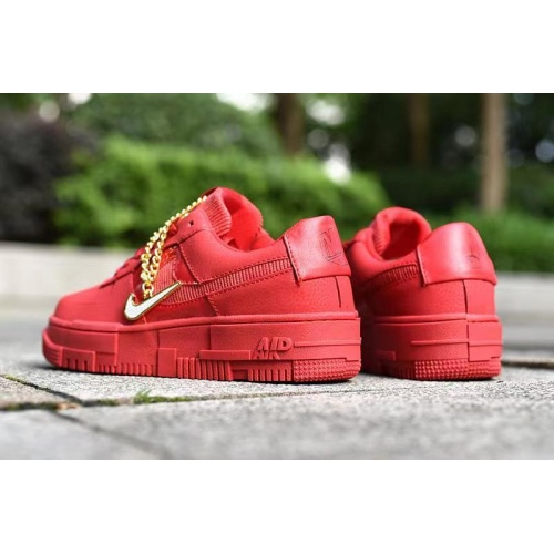 Replica Nike Air Force 1 For Men #879597 $68.00 USD for Wholesale