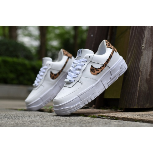 Replica Nike Air Force 1 For Men #879599 $68.00 USD for Wholesale