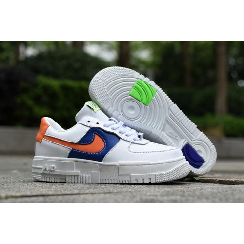 Nike Air Force 1 For Men #879600 $68.00 USD, Wholesale Replica Nike Air Force 1