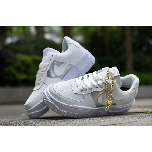 Replica Nike Air Force 1 For Men #879602 $68.00 USD for Wholesale