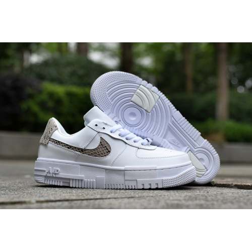 Nike Air Force 1 For Men #879603 $68.00 USD, Wholesale Replica Nike Air Force 1