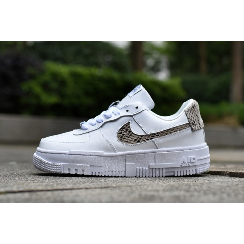 Replica Nike Air Force 1 For Men #879603 $68.00 USD for Wholesale