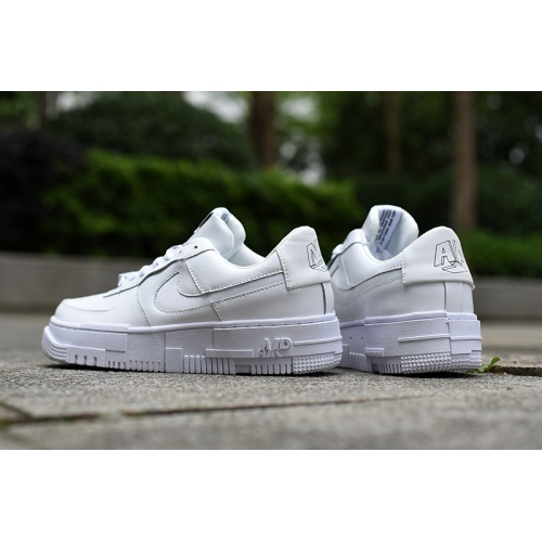 Replica Nike Air Force 1 For Men #879605 $68.00 USD for Wholesale