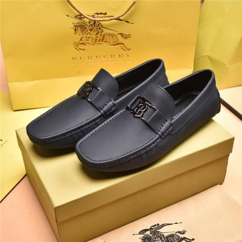 Burberry Leather Shoes For Men #879614