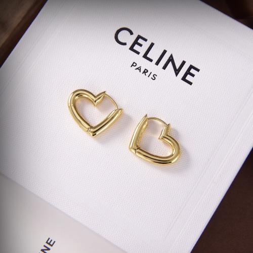 Celine Earrings #879676 $32.00 USD, Wholesale Replica Celine Earrings