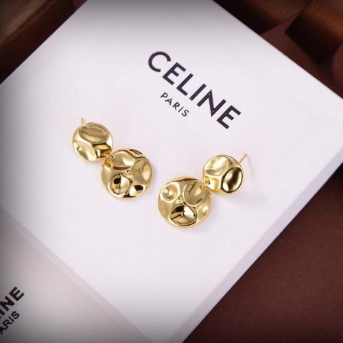 Celine Earrings #879677 $32.00 USD, Wholesale Replica Celine Earrings