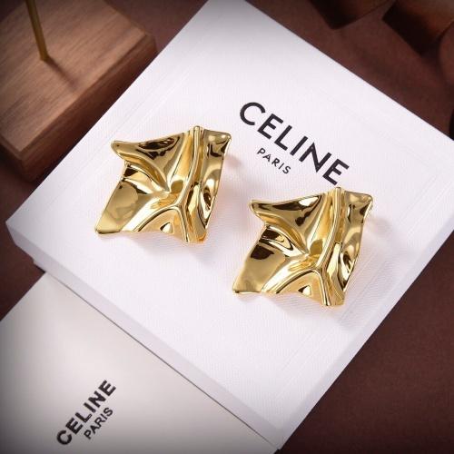 Celine Earrings #879678 $34.00 USD, Wholesale Replica Celine Earrings
