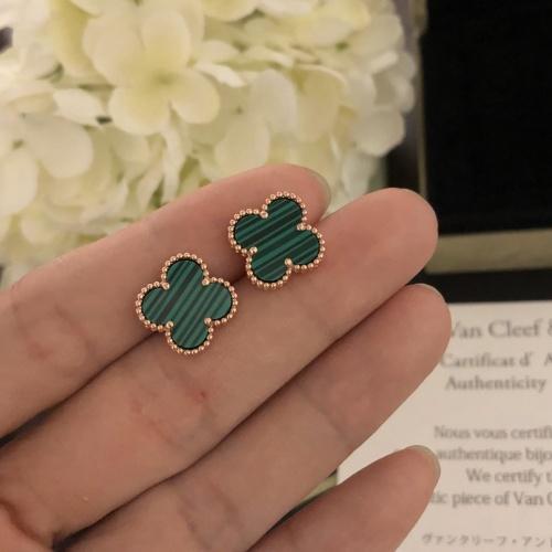 Van Cleef & Arpels Earrings #879683 $32.00 USD, Wholesale Replica Van Cleef & Arpels Earrings