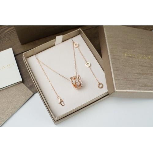 Bvlgari Necklaces #879698 $34.00 USD, Wholesale Replica Bvlgari Necklaces