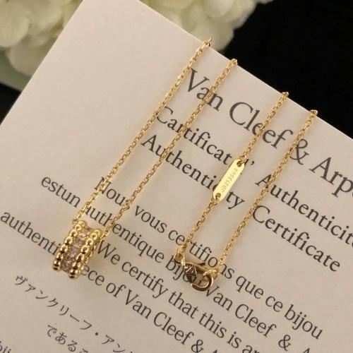 Van Cleef & Arpels Necklaces #879699 $34.00 USD, Wholesale Replica Van Cleef & Arpels Necklaces
